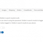 Enable free contributions on a per wishlist basis